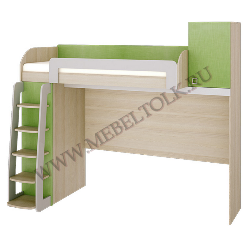 кровать-чердак «киви» «киви»