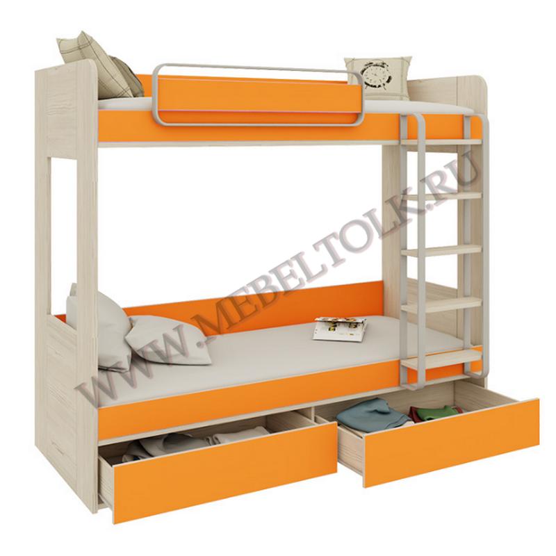 двухъярусная кровать «аватар» кровати 2-х ярусные