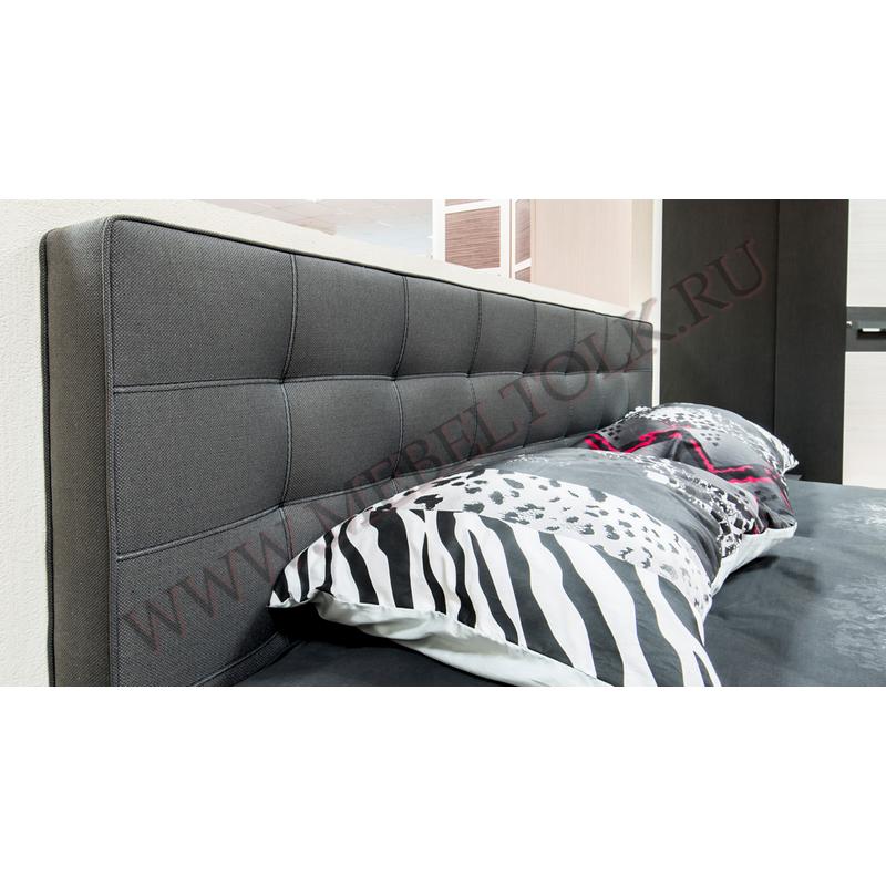 кровать с мягкой спинкой «сити» «сити»