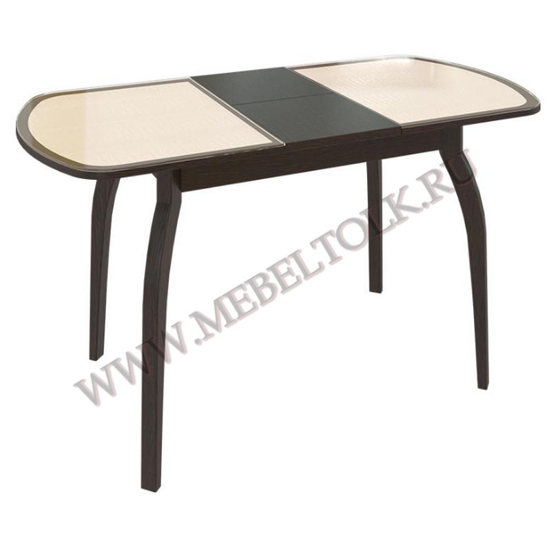 стол обеденный раздвижной «ницца» столы кухонные