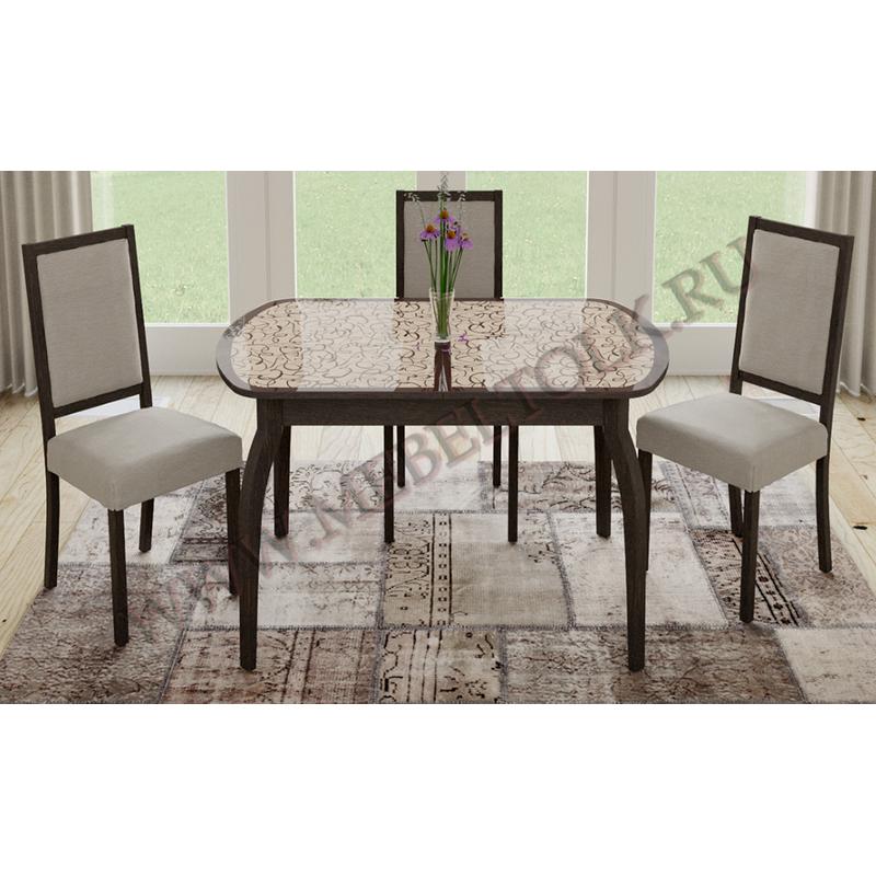 стол обеденный раздвижной «сидней» столы кухонные