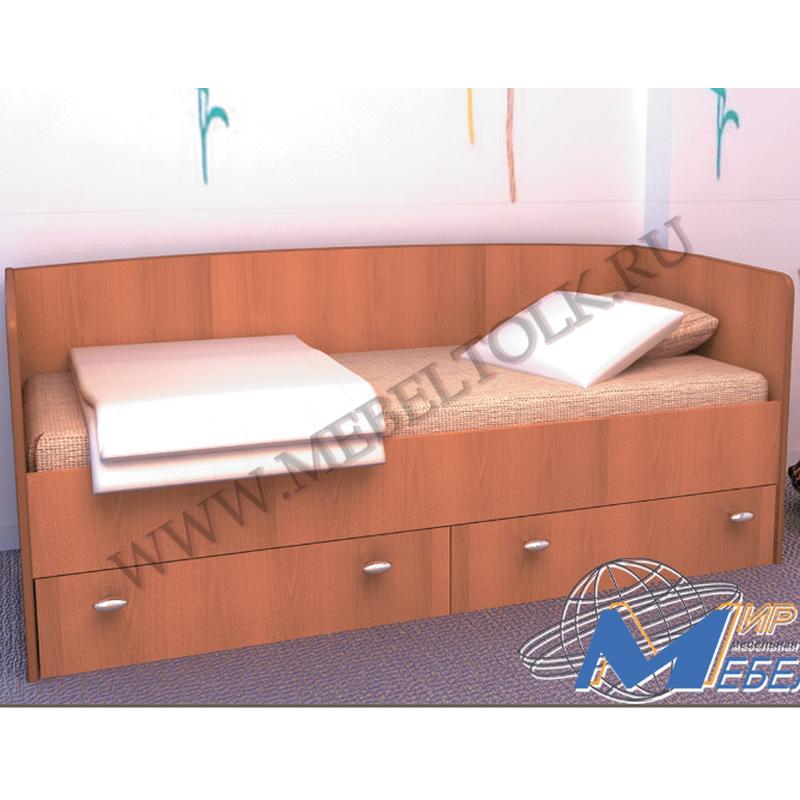 детская кровать с ящиками кровати