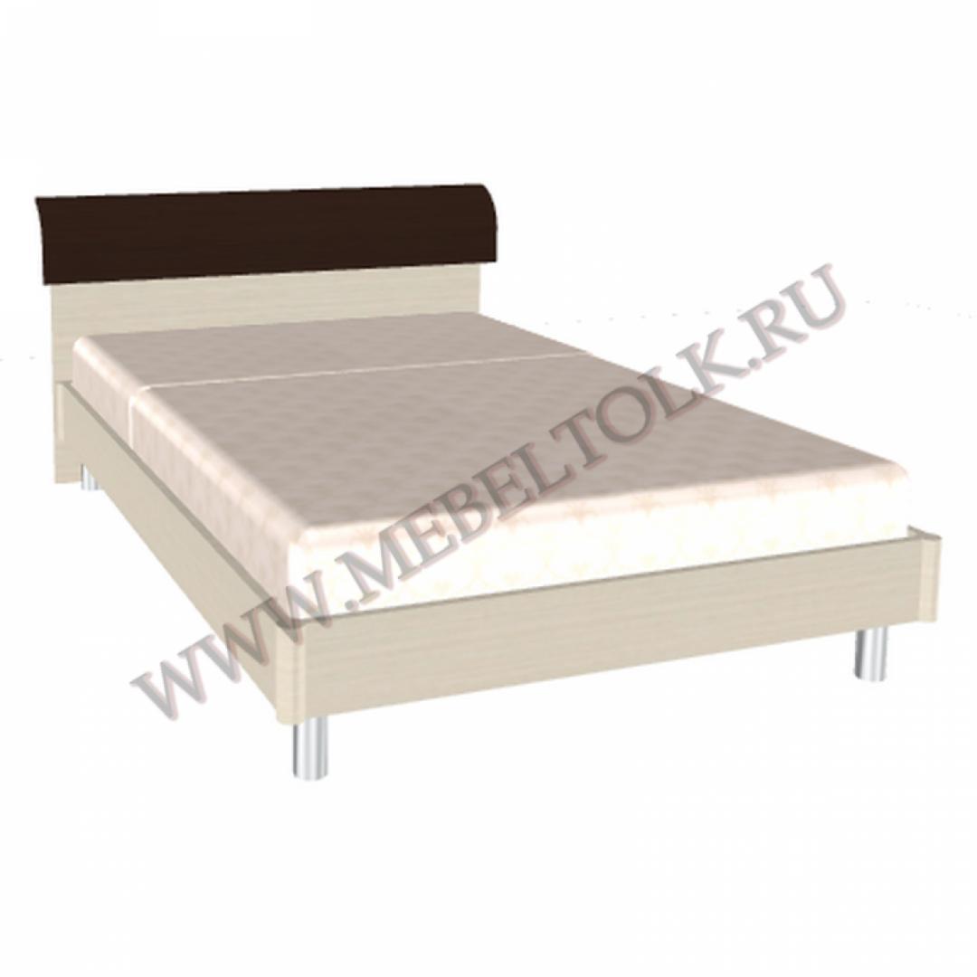 кровать кр-106 «мелисса»