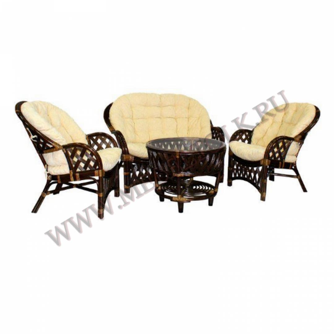 комплект «рузвельт» мебель из ротанга