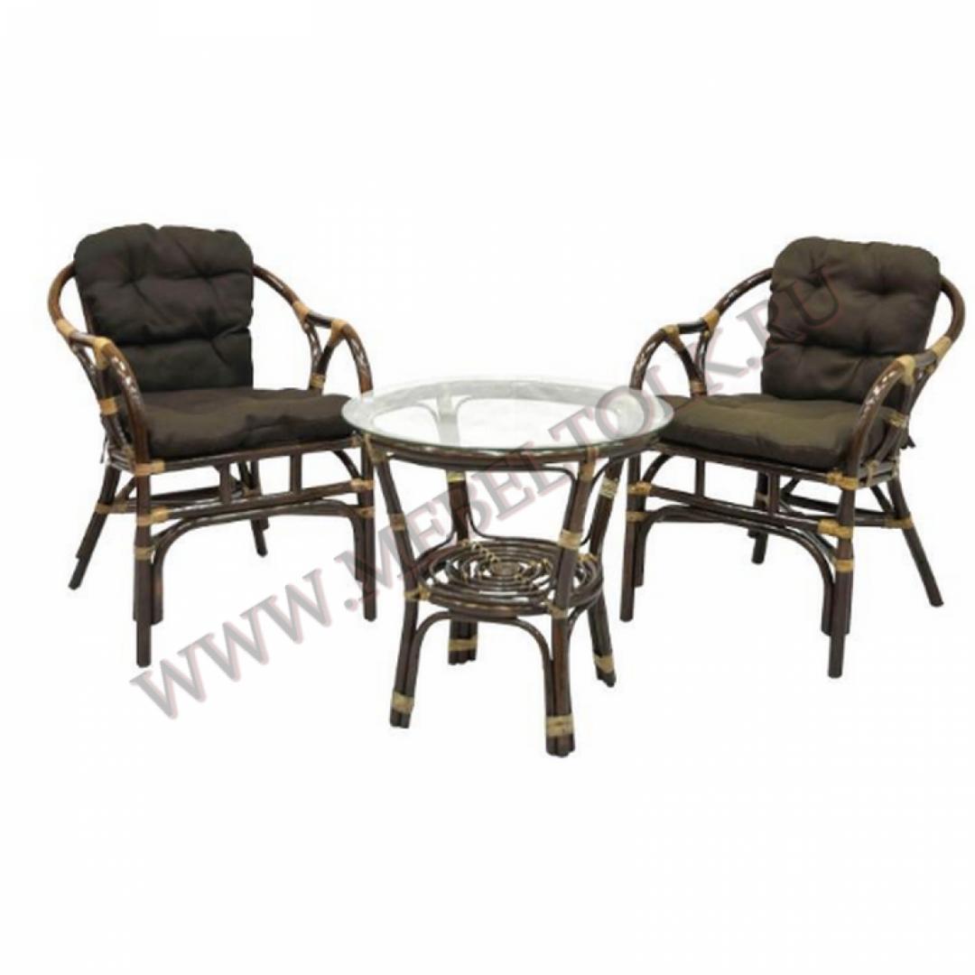 комплект «terrace set» мебель из ротанга