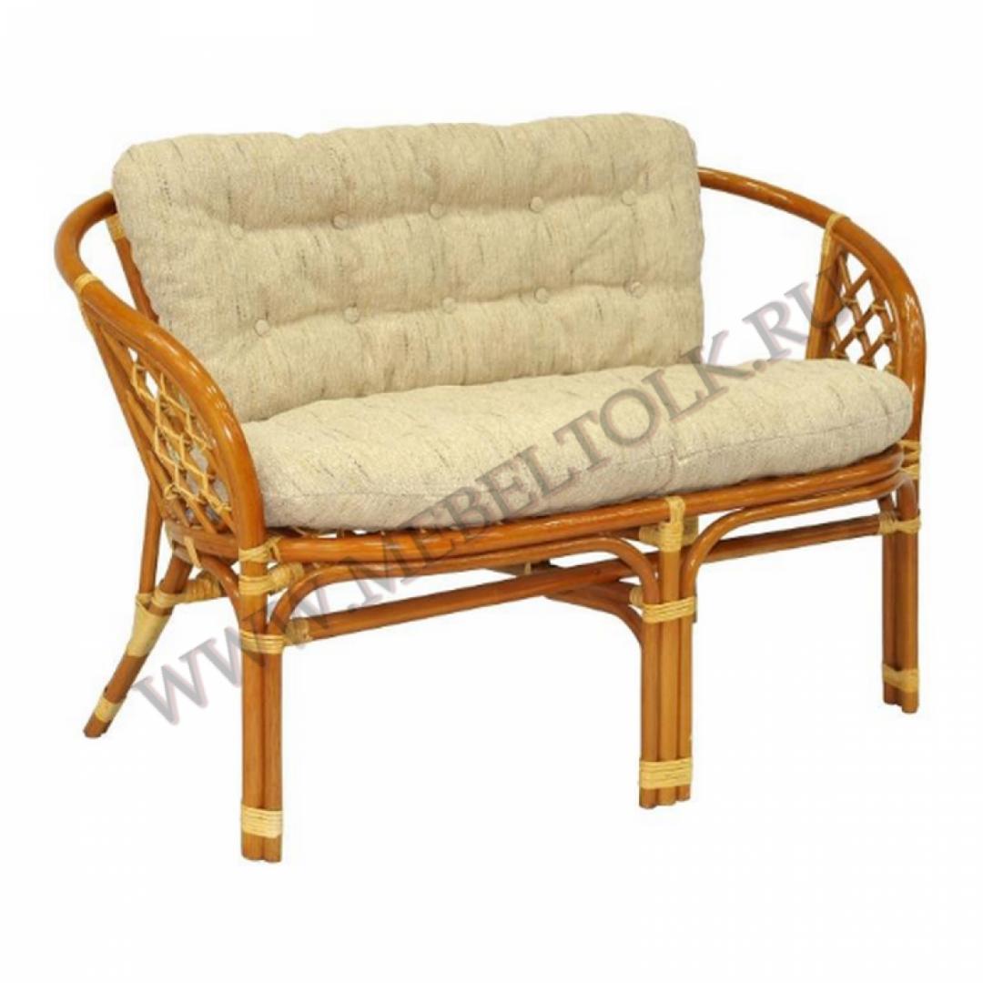 диван «багама» мебель из ротанга
