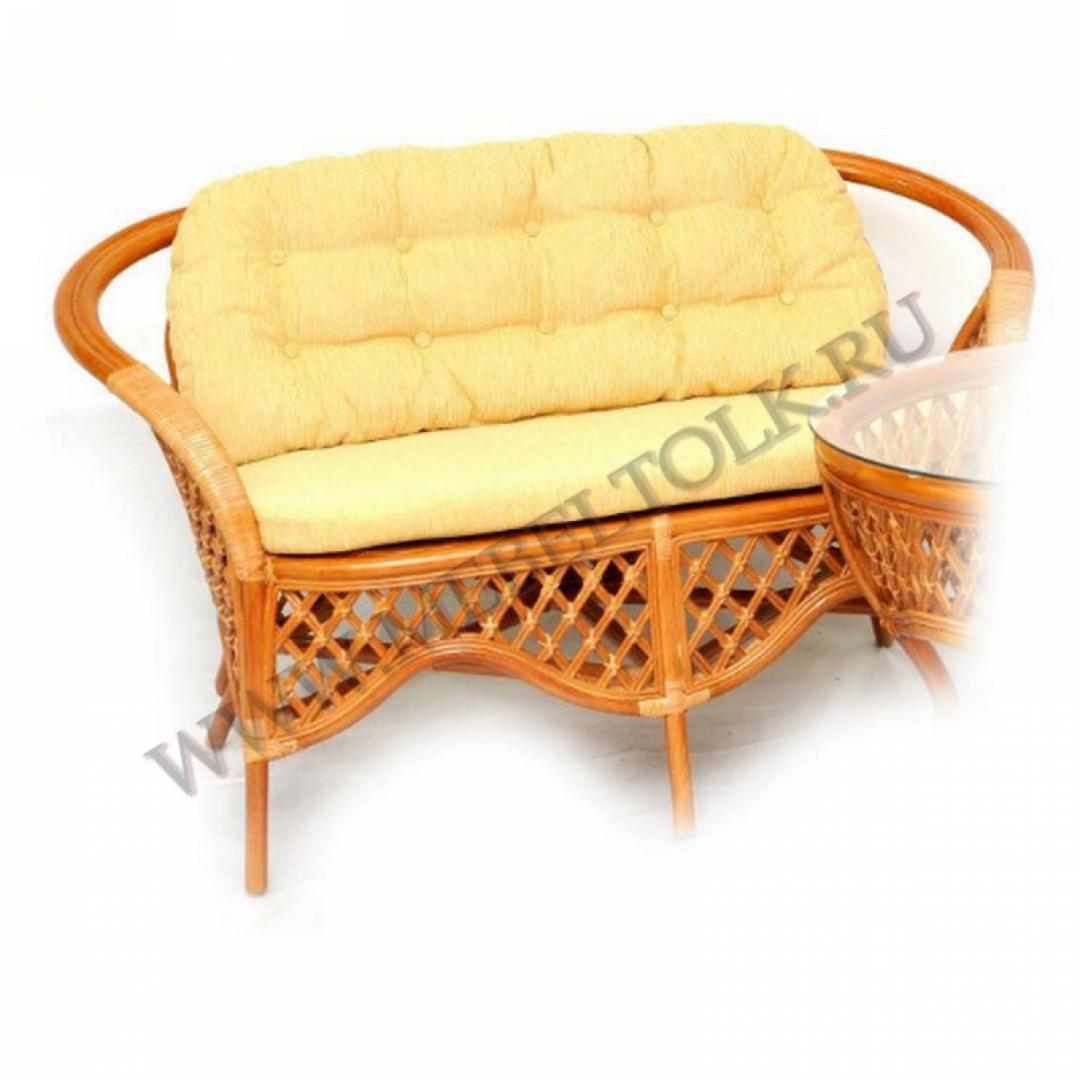 диван «melang» мебель из ротанга