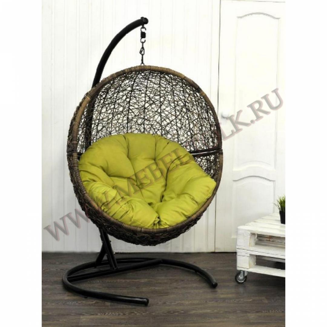 кресло подвесное «lunar coffee» подвесные кресла