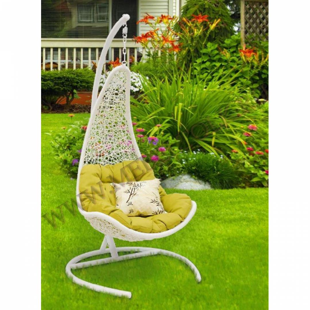 кресло подвесное «wind white» подвесные кресла