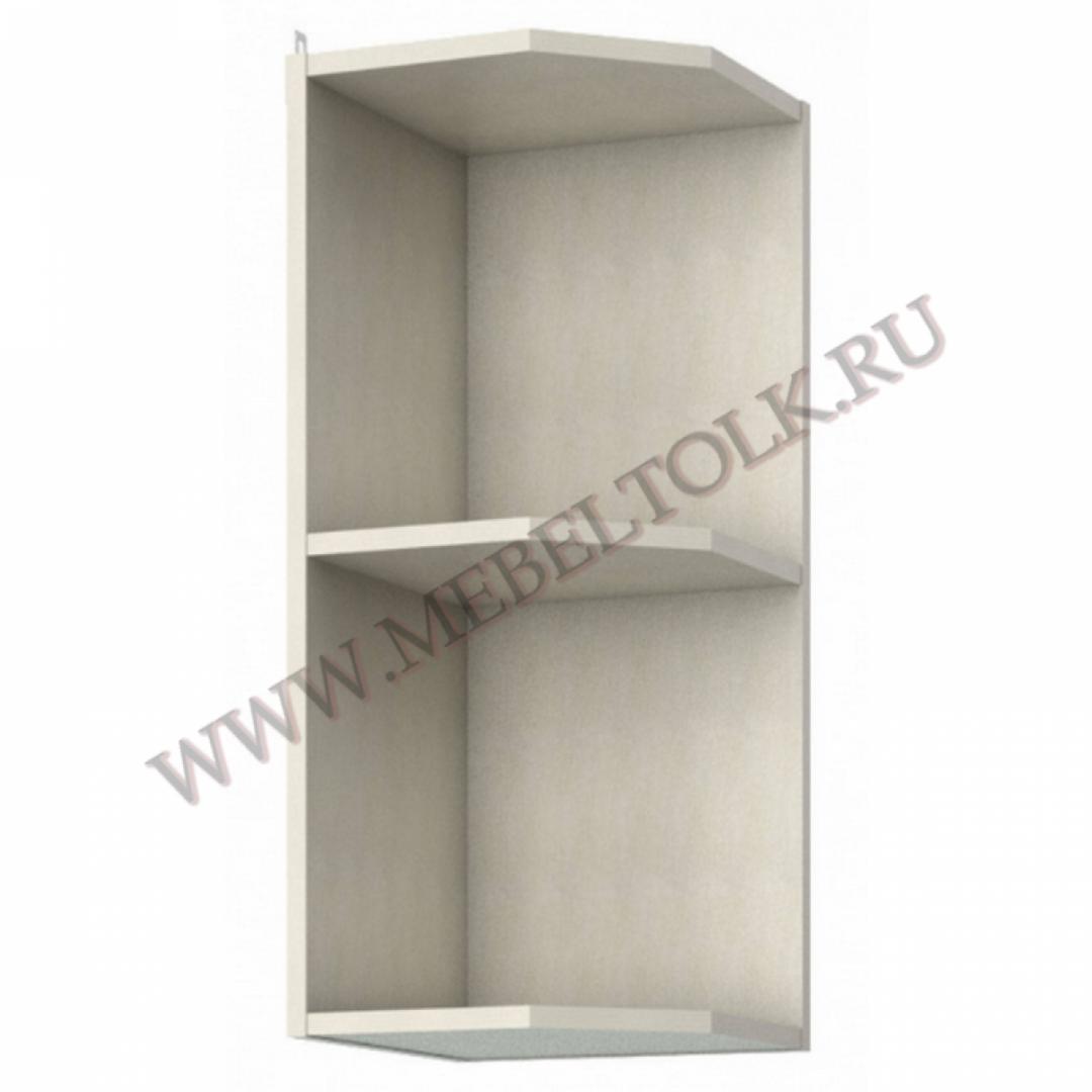 шкаф навесной торцевой «изабелла» пт-30 «изабелла»
