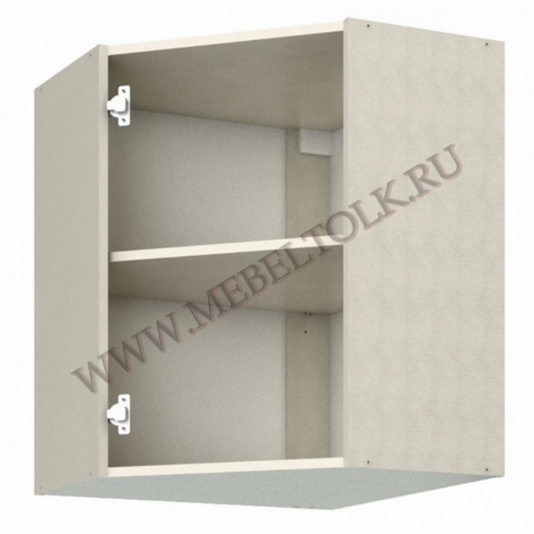 шкаф навесной угловой «изабелла» пу-60 «изабелла»