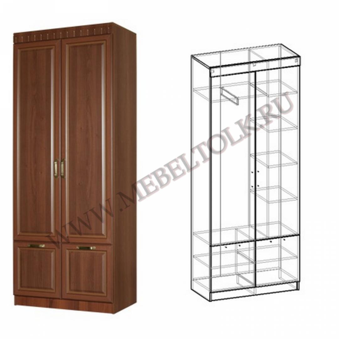 шкаф 2-х створчатый «чара» «чара»
