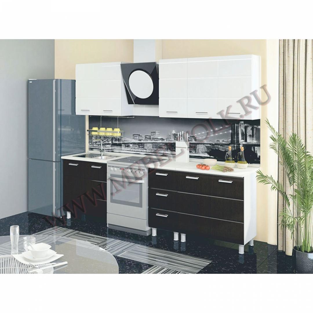 кухня «ривьера» 2,6 м «ривьера»