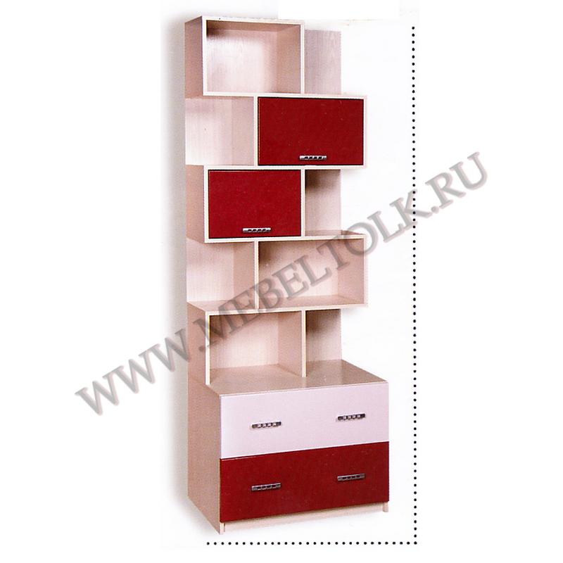 шкаф для детских вещей «архимед» мдф «архимед»