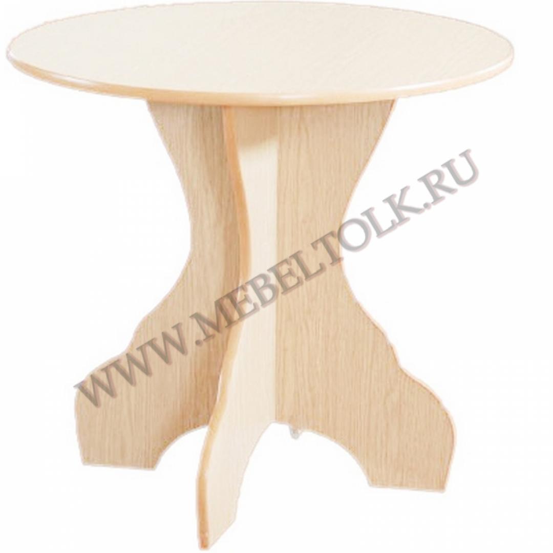 стол круглый столы кухонные