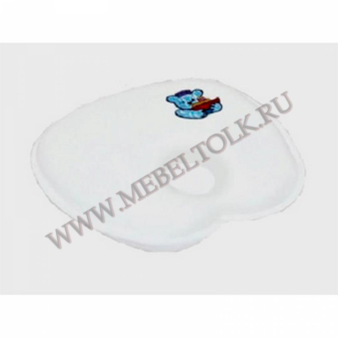 топ-109 подушка ортопед. под голову для детей до 1,5 лет подушки