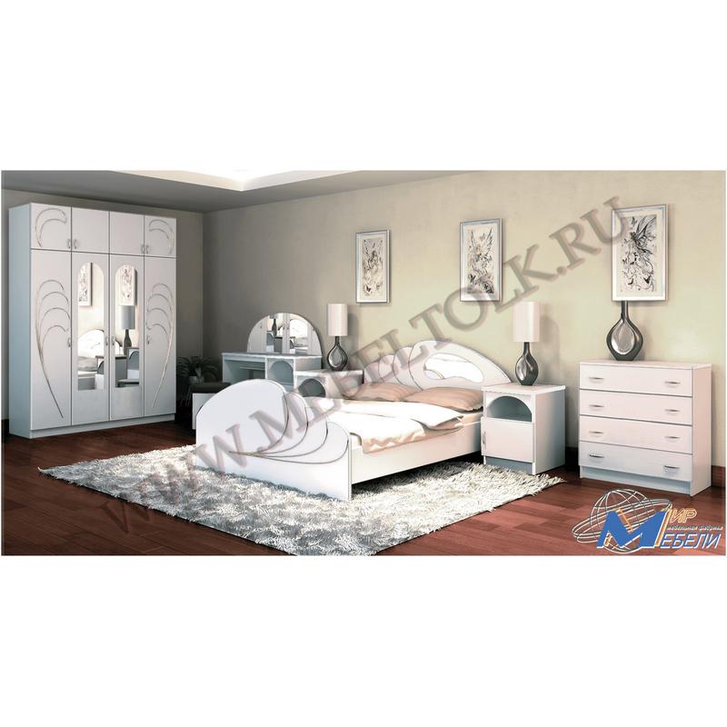 cпальня «жемчуг 2» спальни