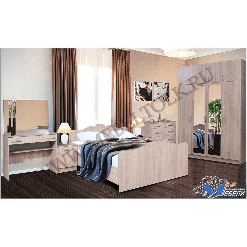 cпальня «татьяна» спальни
