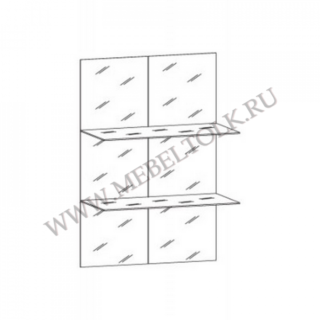комплект стекол для 207 «гарун»