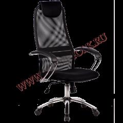 "Кресло ""Business BP-8"" хром"