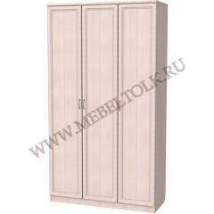 шкаф для белья с полками и штангой шкафы для одежды и белья