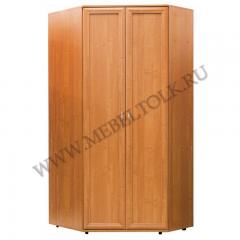 Шкаф угловой двухдверный универсальный