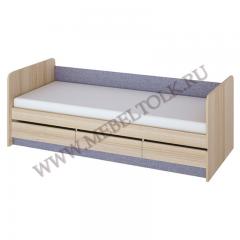 """Кровать с 3-мя ящиками """"Индиго"""""""