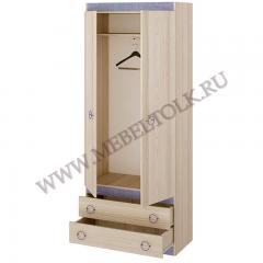 шкаф для одежды «индиго» «индиго»