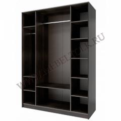 шкаф с зеркалом «элиза» шкафы для одежды и белья