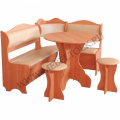 """Набор мебели """"Аленка 9"""" средний (стол круглый)"""