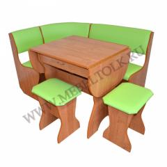 "Набор мебели ""Аленка 5"" средний (стол уши-ящик)"