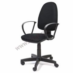 """Кресло """"Престиж"""" П, к/з чёрный"""