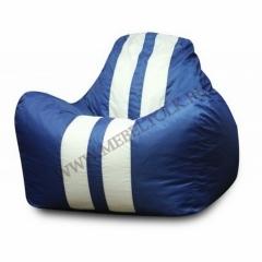 Кресло-мешок «Феррари» синий