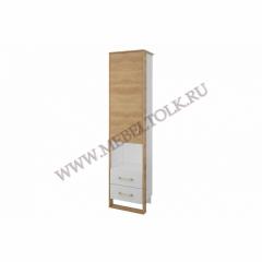 """Шкаф 1-дверный с ящиками """"Сити"""""""