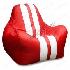 Кресло-мешок «Феррари» красное