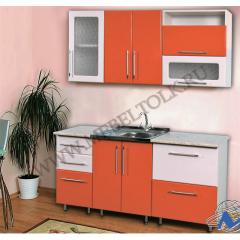 """Кухня """"Ника 4"""" МДФ"""