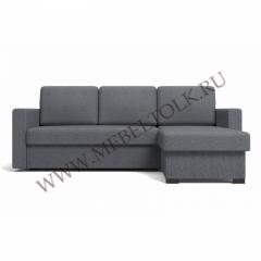 """Угловой диван """"Джессика"""" серый"""