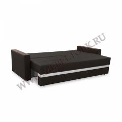 диван «манхэттен» коричневый прямые диваны